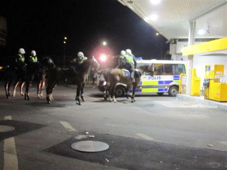 Polisen är på Rosengård 24/7.  En Ilmareffekt?